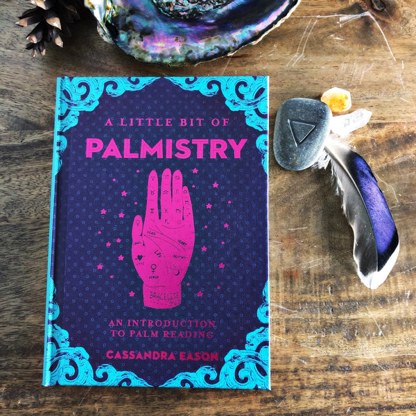 A little bit of Palmistry - Cassandra Eason