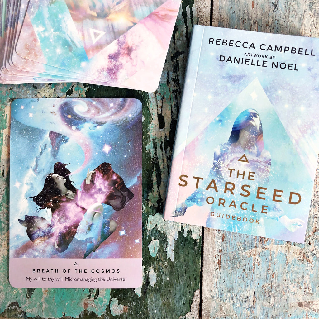 The Starseed Oracle Deck ~ Rebecca Campbell