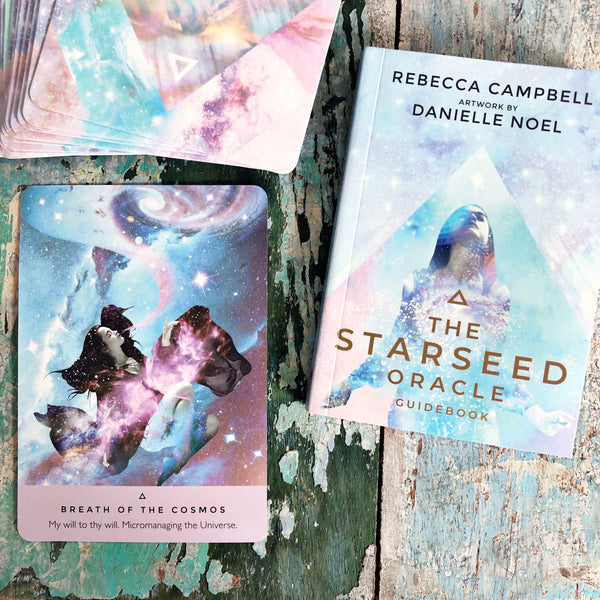 The Starseed Oracle By (author)  Rebecca Campbell , Illustrated by  Danielle Noel