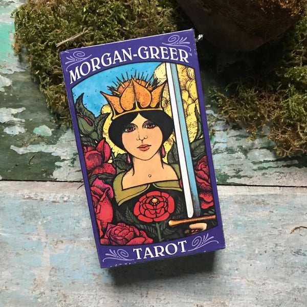 Morgan Greer Tarot
