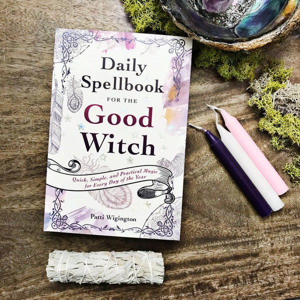 Daily Spell Book for the Good Witch