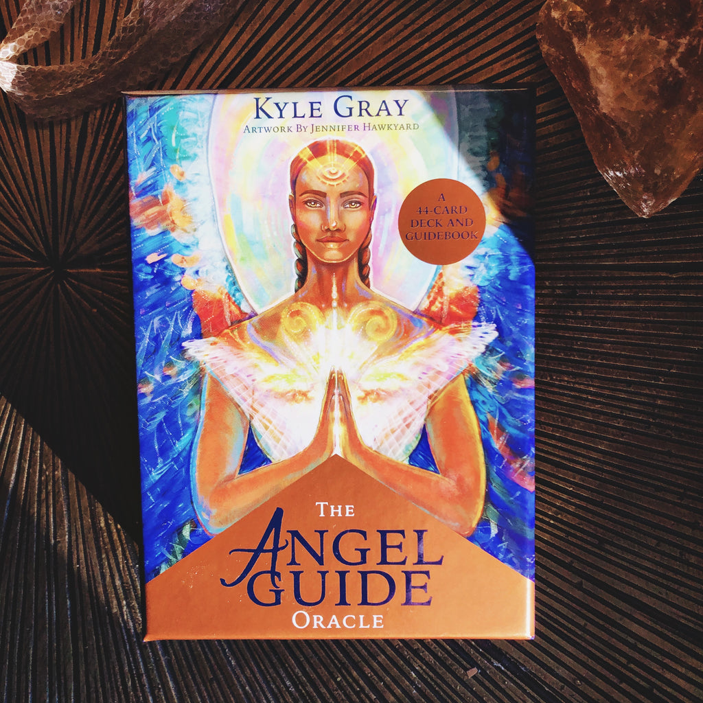 Angel Guide Oracle by Kyle Gray