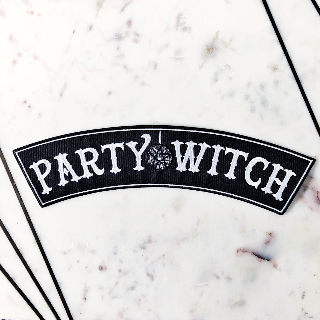 Party Witch open on Patch