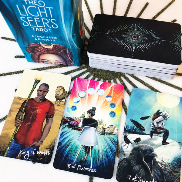 Light Seers tarot