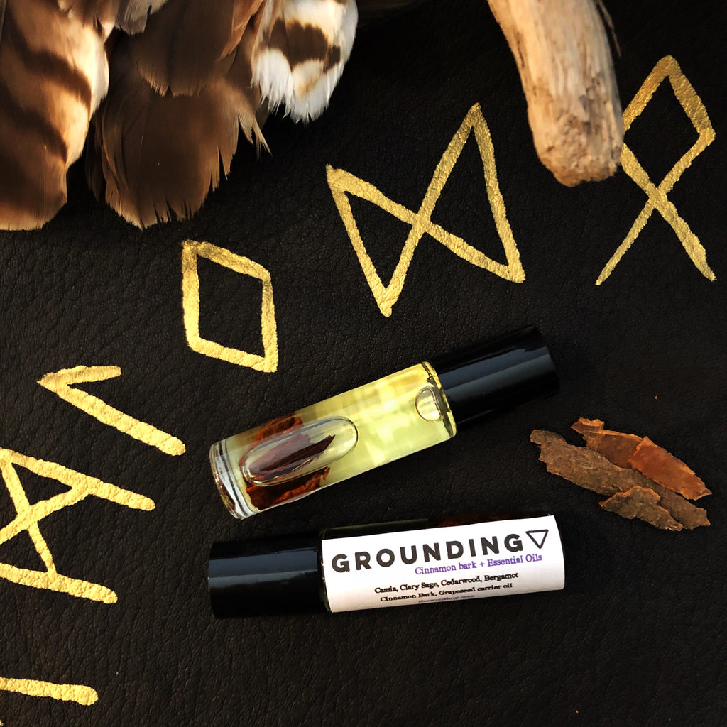 Grounding Potion ( formerly known as Grounding + Warming Potion)