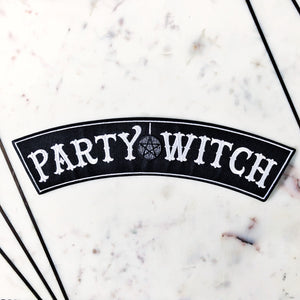 Witch Flair