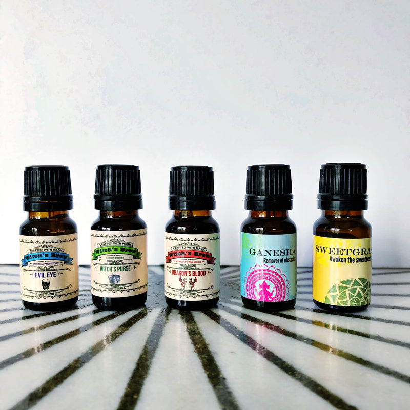 Witchy Fragrance oils