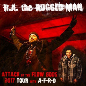 R.A. The Rugged Man Now On Tour With A-F-R-O