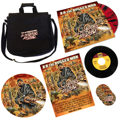 All My Heroes Are Dead (Deluxe Vinyl Limited Edition)