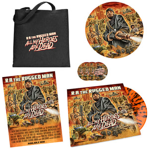 All My Heroes Are Dead (Vinyl Bundle)