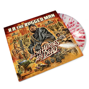 All My Heroes Are Dead (Limited Clear Splatter Colored Vinyl 3LP)