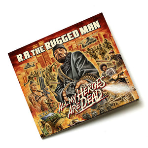 All My Heroes Are Dead (CD)