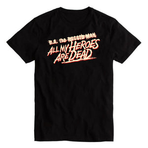 All My Heroes Are Dead Logo T-Shirt
