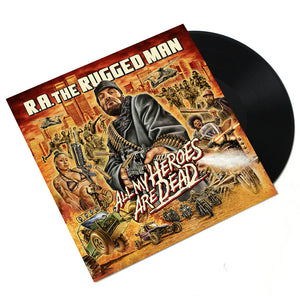 All My Heroes Are Dead (Vinyl 3LP)