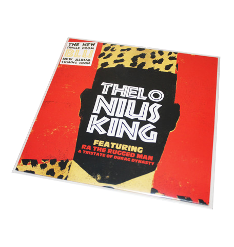 "Thelonius King (7"" Vinyl)"