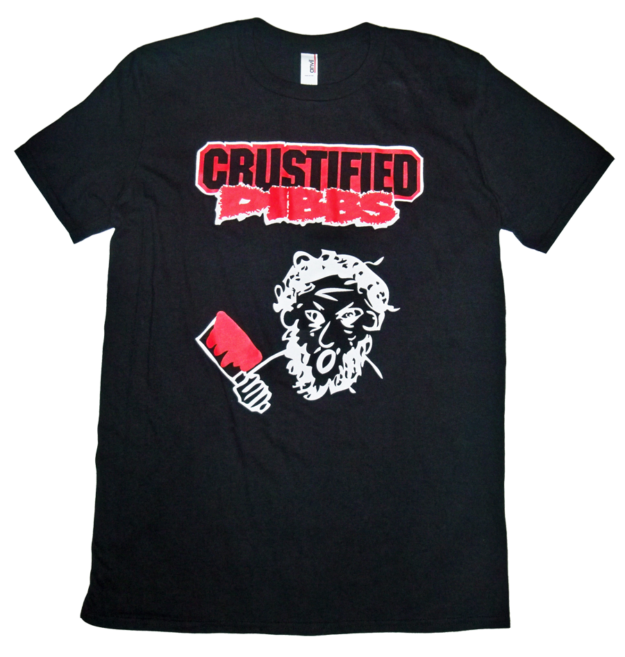 Crustified Dibbs T-Shirt