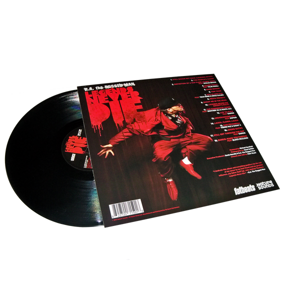 Legends Never Die (Vinyl 2xLP)