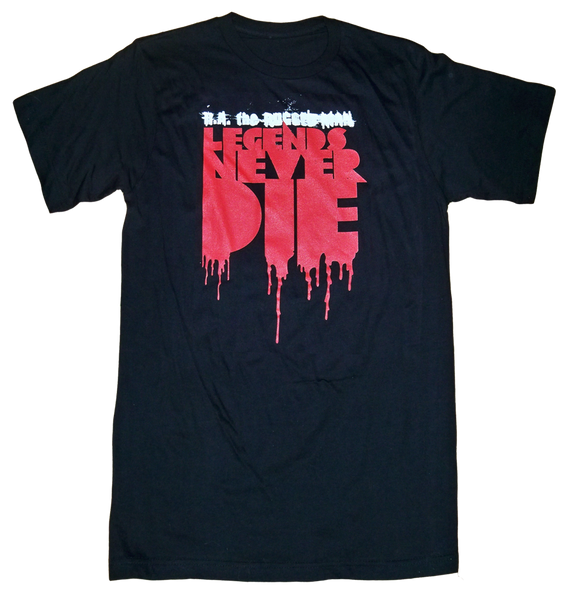Legends Never Die T-Shirt