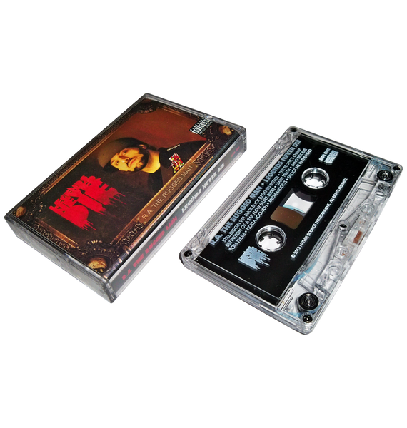 Legends Never Die (Cassette)