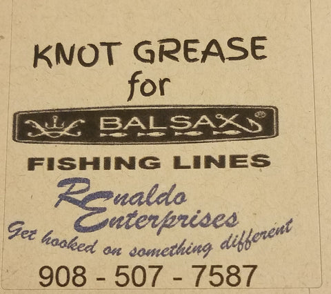 KNOT GREASE