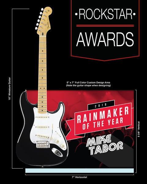 ROCKSTAR AWARDS & TROPHIES
