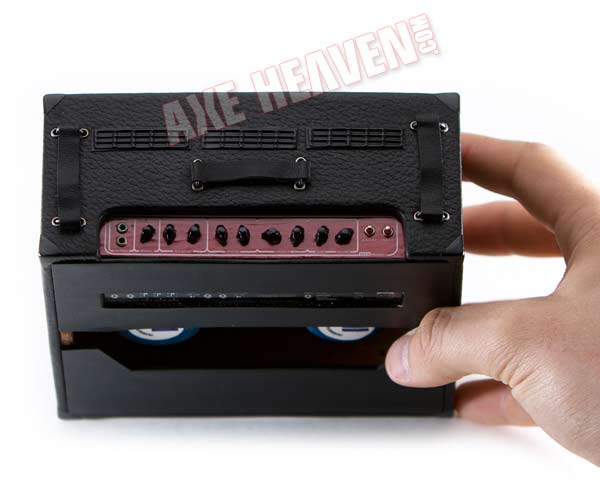 Miniature Amp / Vintage Amplifier Replica by AXE HEAVEN®