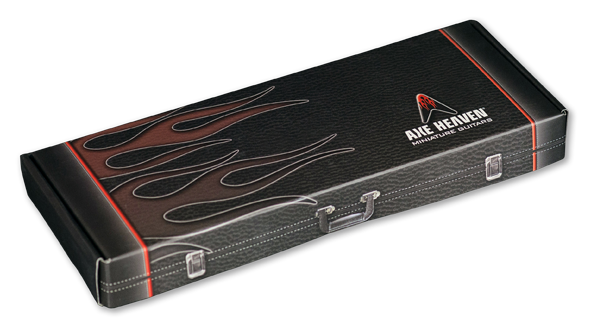 The Original Classic AXE HEAVEN® Miniature Guitar Gift Box