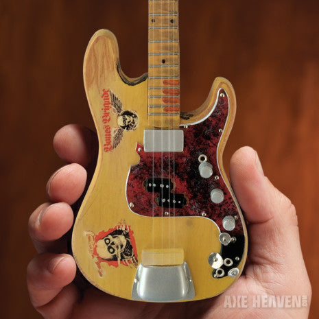 "Officially Licensed Billy Sheehan ""The Wife"" Fender Precision Mini Bass"
