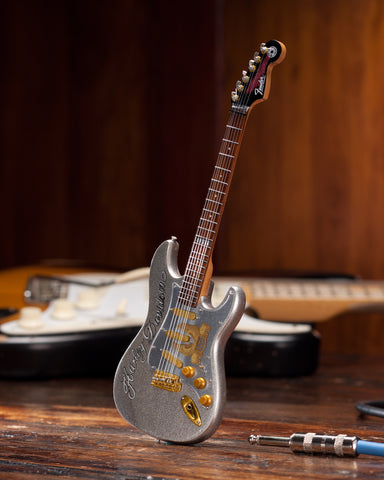 Custom Harley Davidson Mini Fender™ Strat™ Guitar Replica - Officially Licensed
