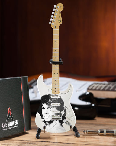 *Licensed Jim Morrison Tribute Fender™ Strat™ Guitar Replica - Radio Days