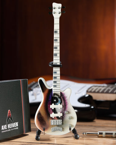 Formerly the Artist Known As - One Eye Miniature Bass Replica Collectible
