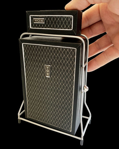 Vox Super Beatle Head & Cabinet Miniature Amp Vintage England Style Amplifier