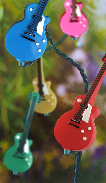 Electric Guitar Party Lights - Single Cutaway