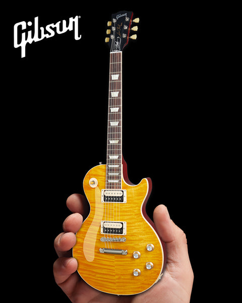 Slash Gibson Les Paul Standard Appetite Burst 1:4 Scale Mini Guitar Model - LIMITED QUANTITY