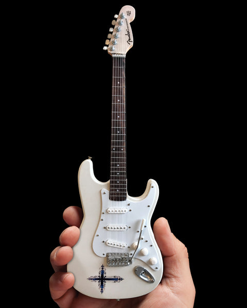 Officially Licensed Kenny Wayne Shepherd Mini Fender™ Strat™ Cross Guitar Model