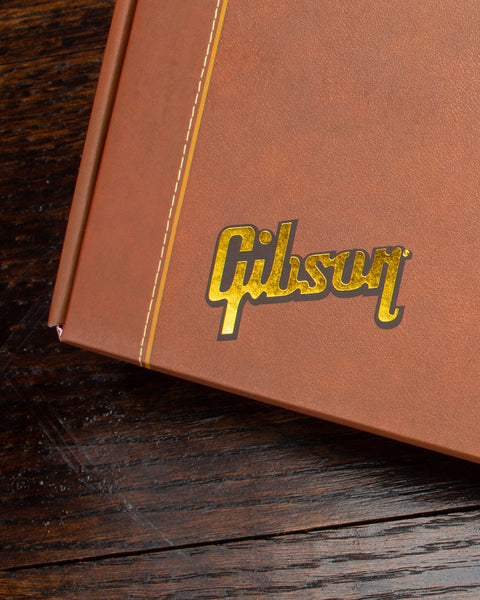 Gift Box for Gibson® by AXE HEAVEN® Miniature Guitar - Stamped Gold Foil Logo