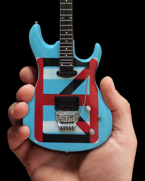 Joe Satriani Signature Chickenfoot Mini Guitar Replica Model
