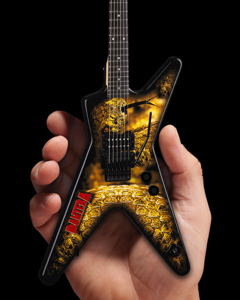 Dean Dimebag Pantera Southern Trendkill ML Miniature Guitar Model - ARTIST PROOF EDITION