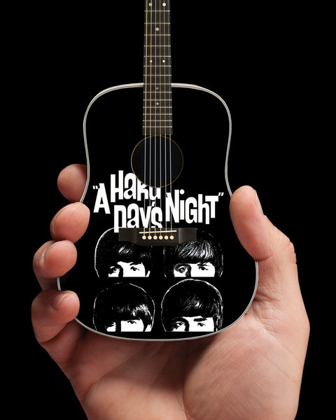 Licensed Fab Four - A Hard Day's Night Tribute Mini Acoustic - Radio Days