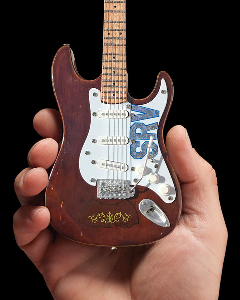 Licensed Fender™ Strat™ - Signature SRV Lenny Mini Guitar