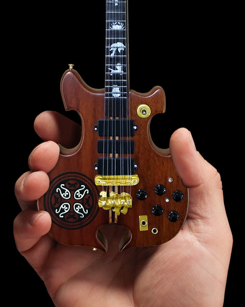 Signature John Paul Jones Alembic 8-String Mini Bass Replica Model