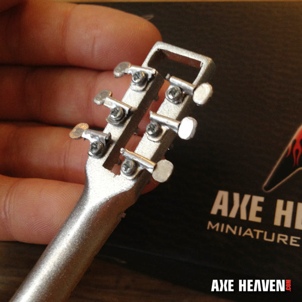 Dead Head - Travis Bean Miniature Guitar Replica Collectible