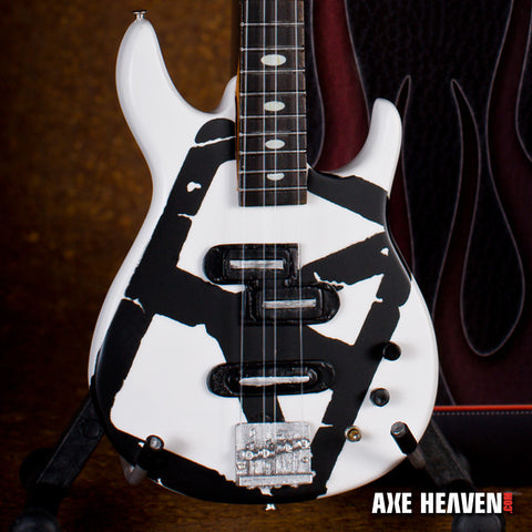 Officially Licensed Michael Anthony White CHICKENFOOT Mini Bass