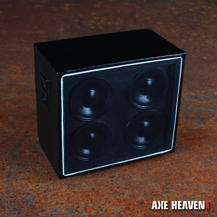 Miniature Amp – Classic Black Style 4 X 12 Speaker Cabinet – Single