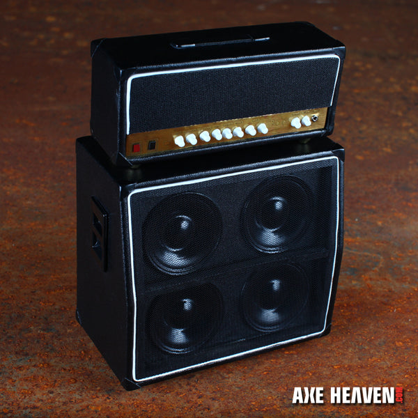 Miniature Amp with Head – Classic 4 x 12 Black Style Amplifier