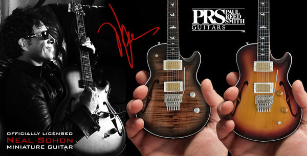 Officially Licensed Neal Schon NS-14 PRS Mini Guitar Replica Model