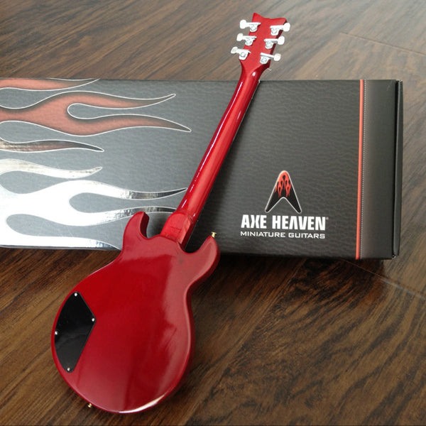 Officially Licensed Zacky Vengeance 6661 Reissue Mini Guitar Replica Model