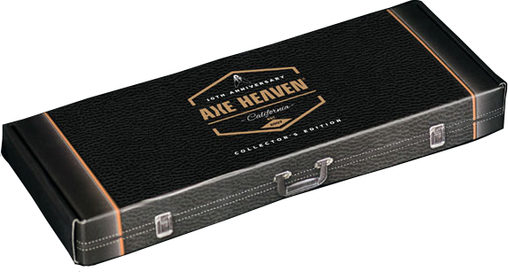 Gift Box for AXE HEAVEN® Miniature Guitar