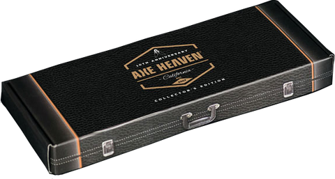 10th Anniversary Gift Box for AXE HEAVEN® Miniature Guitar