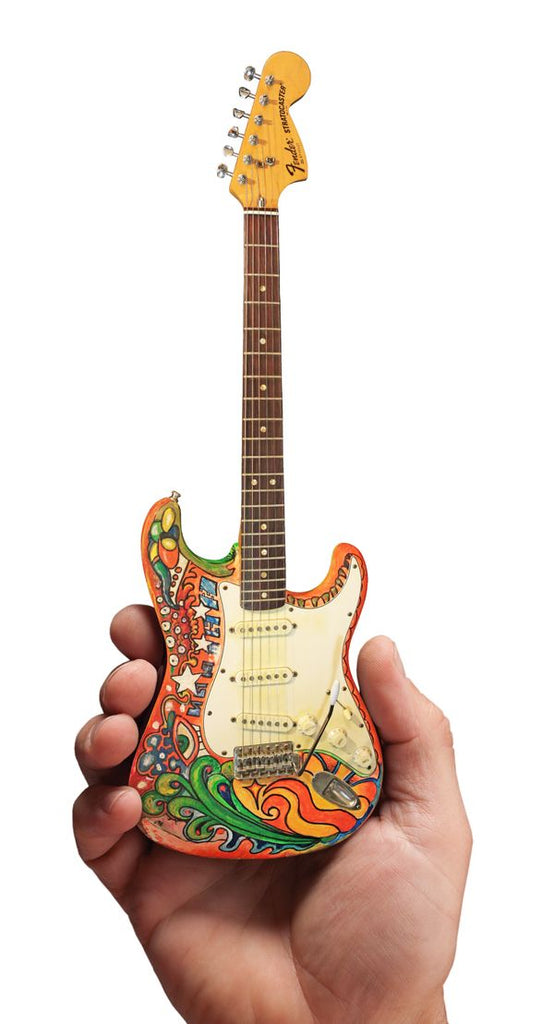 Randy Hansen Miniature Guitar Collector Series Fender™ Strat™